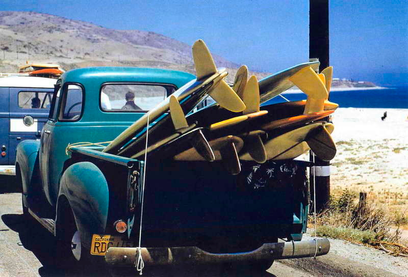 pickup-truck-surf-board-photo